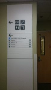 Another Example Of Directional Signs.signage
